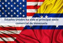 Estados Unidos ha sido el principal socio comercial de Venezuela