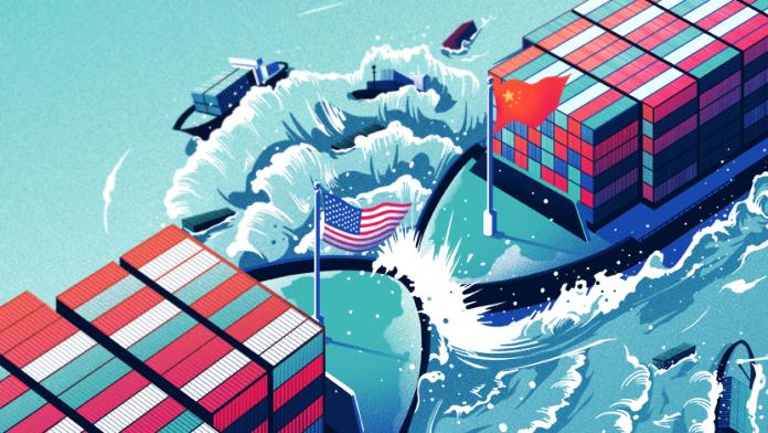 El conflicto comercial entre China y los Estados Unidos
