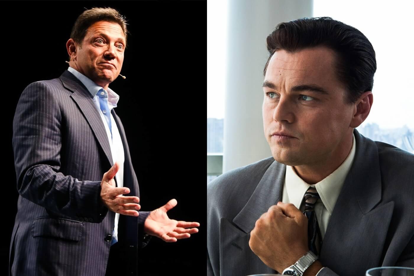 Jordan Belfort / Leonardo DiCaprio